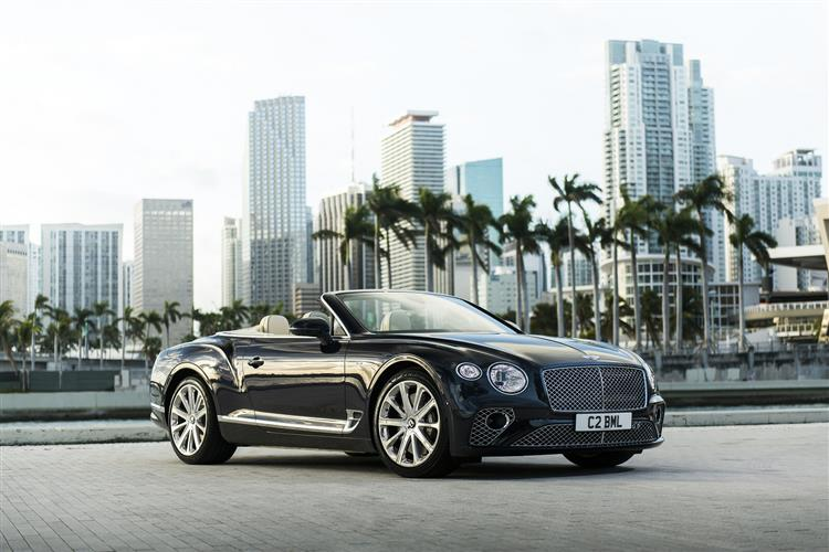 Bentley Continental GT Convertible - Review Of The Week