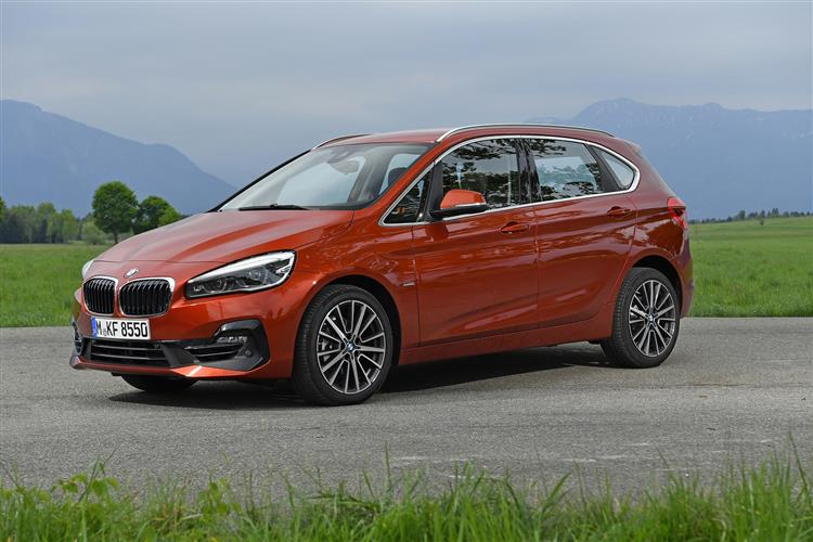 BMW 2 Series Active Tourer - Review Of The Week