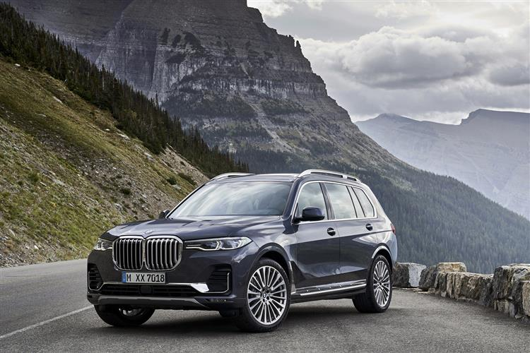 BMW X7 - Review Of The Week