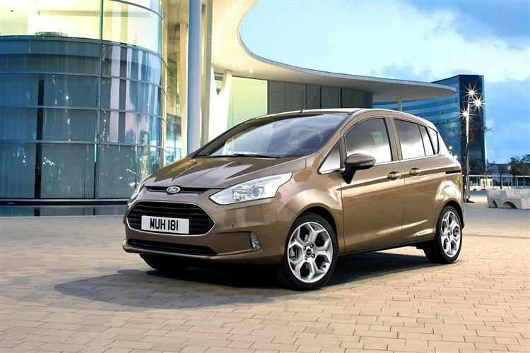 Ford B-MAX - Review Of The Week
