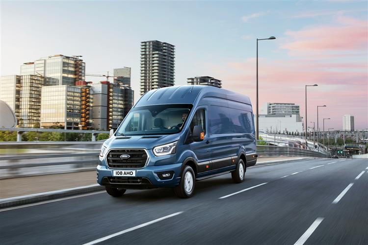 Ford Transit [two-tonne] - Review Of The Week
