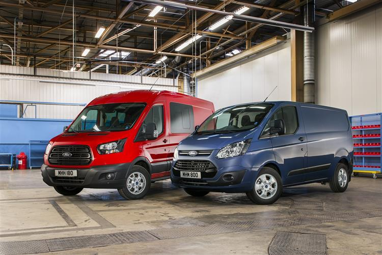 Ford Transit Custom - Review of the week