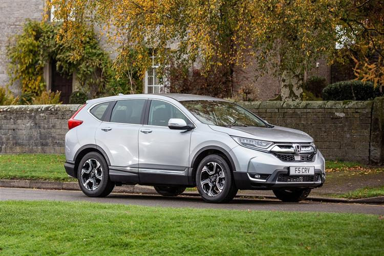 Honda CR-V - Review Of The Week