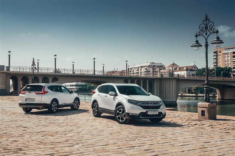 Honda CR-V Hybrid - Review Of The Week