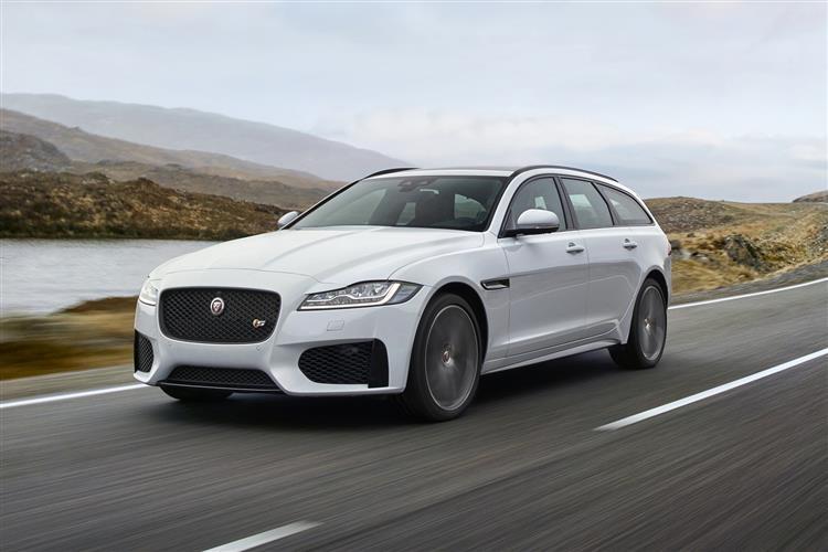 Jaguar XF Sportbrake - Review Of The Week