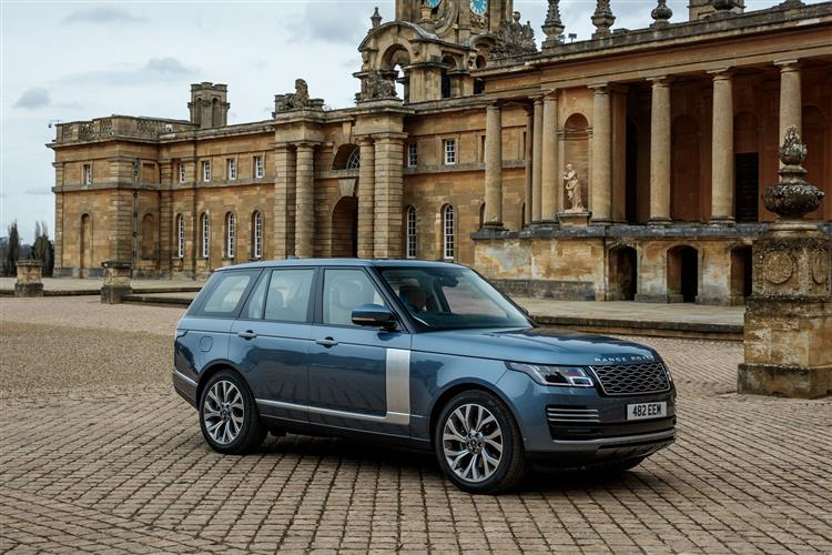 Land Rover Range Rover P400e - Review Of The Week