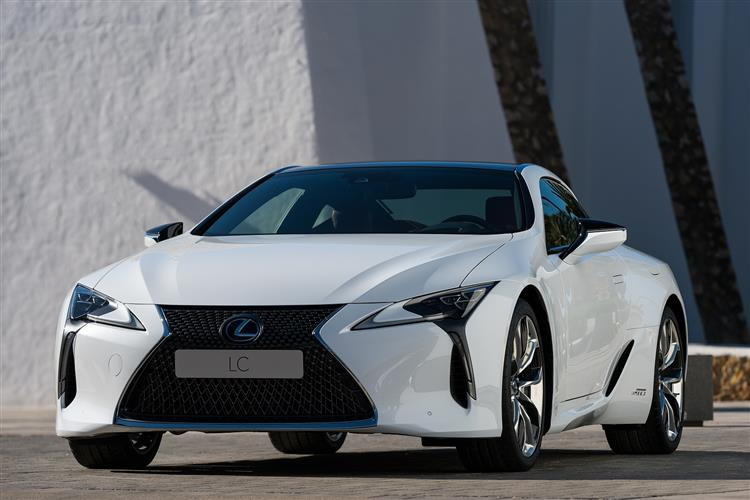 Lexus LC - Review Of The Week