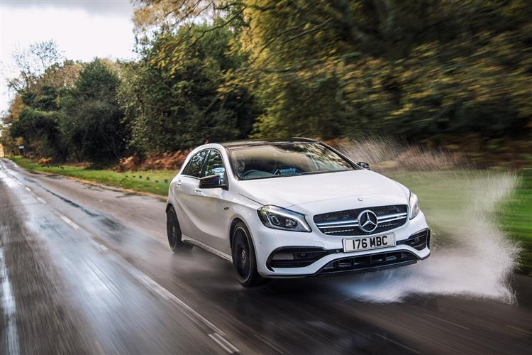 Mercedes-AMG A45 - Review Of The Week