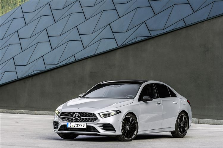 Mercedes-Benz A-Class Saloon - Review Of The Week