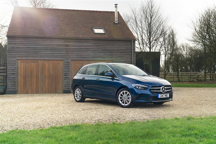 Mercedes-Benz B-Class - Review Of The Week