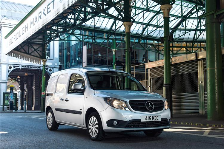 Mercedes-Benz Citan - Review of the week