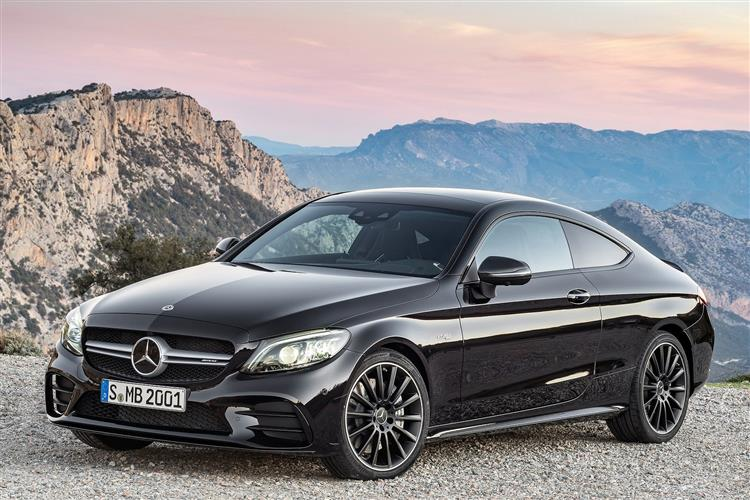 Mercedes-Benz C-Class Coupe - Review Of The Week