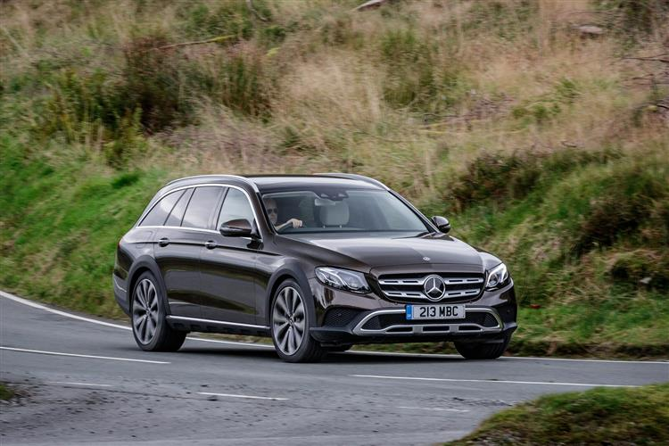 Mercedes-Benz E-Class All-Terrain - Review Of The Week