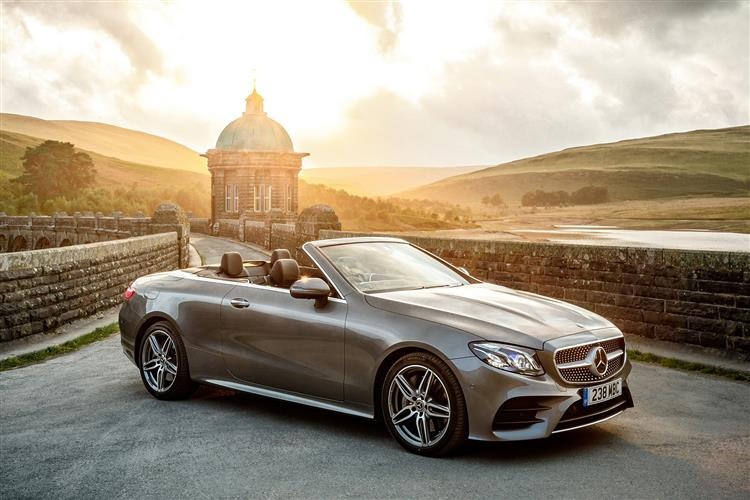 Mercedes-Benz E-Class Cabriolet - Review Of The Week