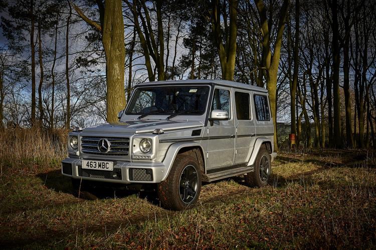 Mercedes-Benz G-Class - Review Of The Week