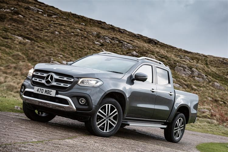 Mercedes-Benz X-Class - Review Of The Week