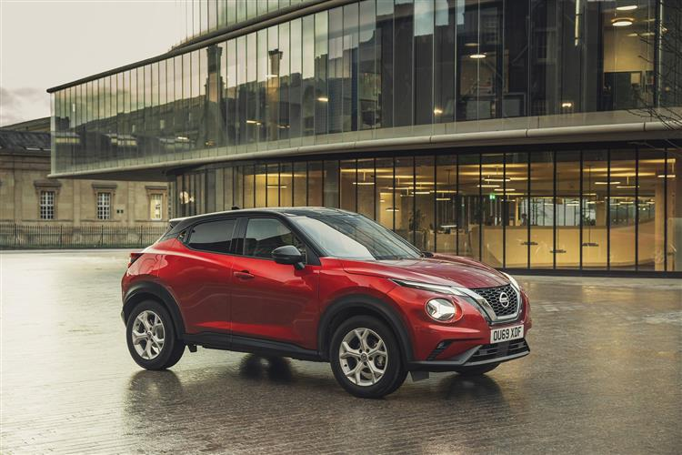 Nissan Juke - Review Of The Week