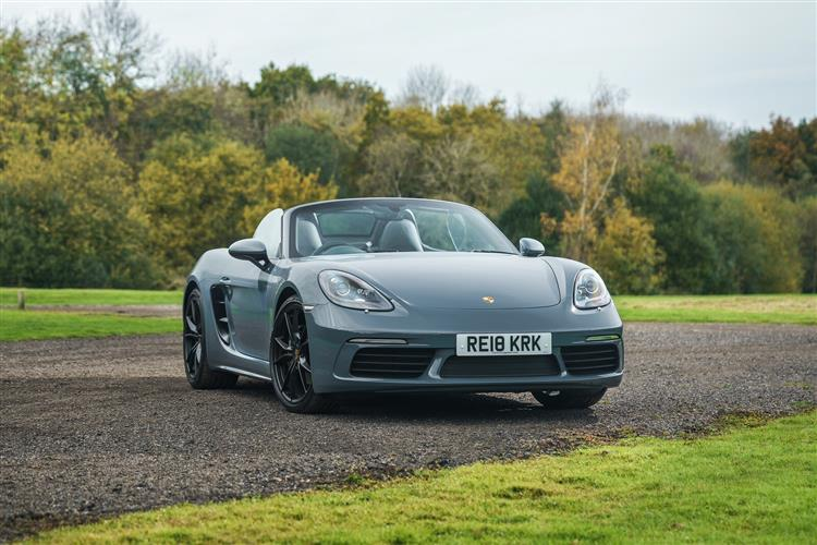 Porsche 718 Boxster - Review Of The Week