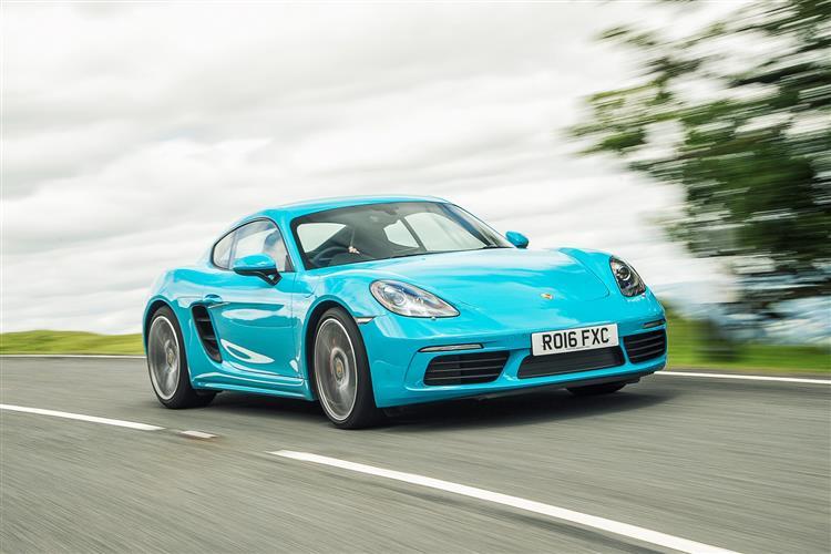 Porsche 718 Caymen - Review of the Week