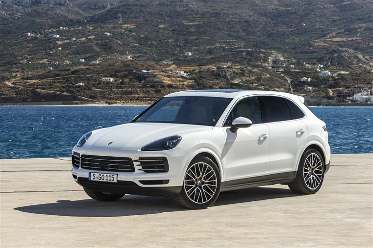 Porsche Cayenne - Review Of The Week
