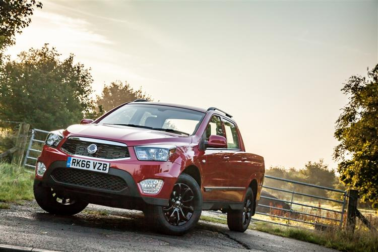 SsangYong Musso - Review of the week