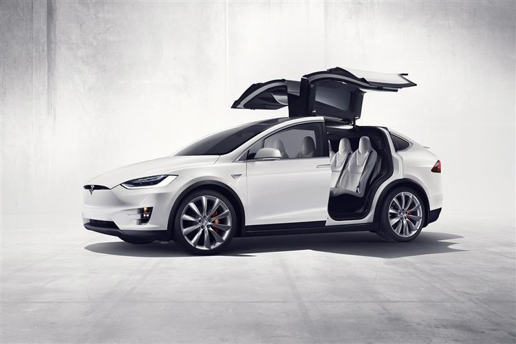 Tesla Model X - Review Of The Week