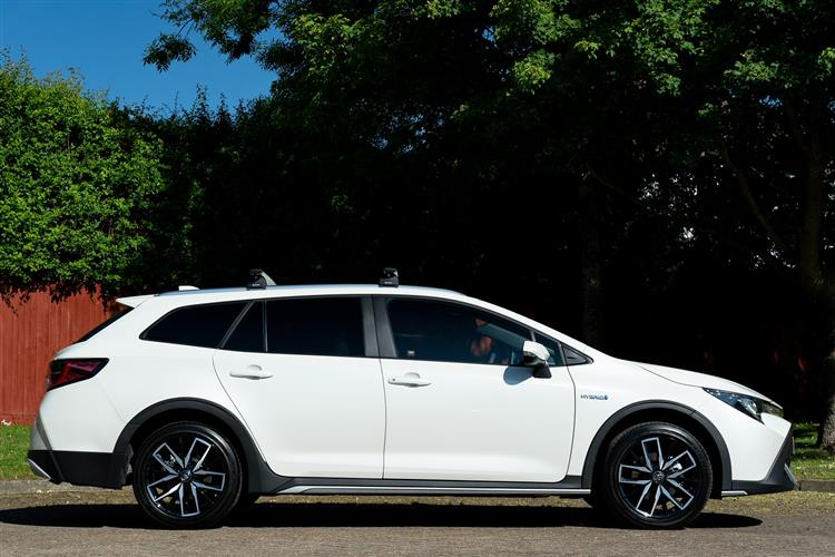Toyota Corolla Trek - Review Of The Week