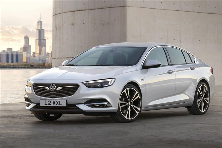 Vauxhall Insignia Grand Sport - Review of the week