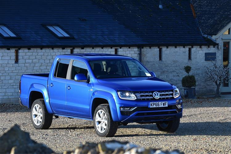 Volkswagen Amarok - Review of the Week