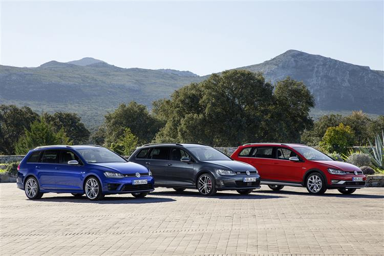 Volkswagen Golf Estate - Review Of The Week