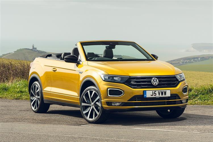 Volkswagen T-Roc Cabriolet - Review Of The Week