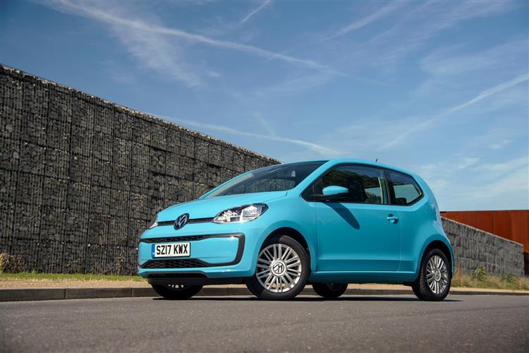 Volkswagen up! - Review Of The Week