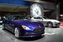Maserati At The Paris Motor Show