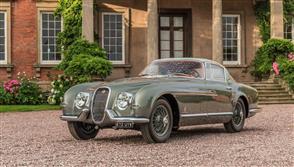 Jaguar XK120 Restored