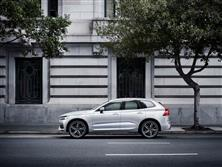 The First New Volvo XC60 Produced