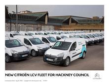 250 New Citroen Vans in Hackney
