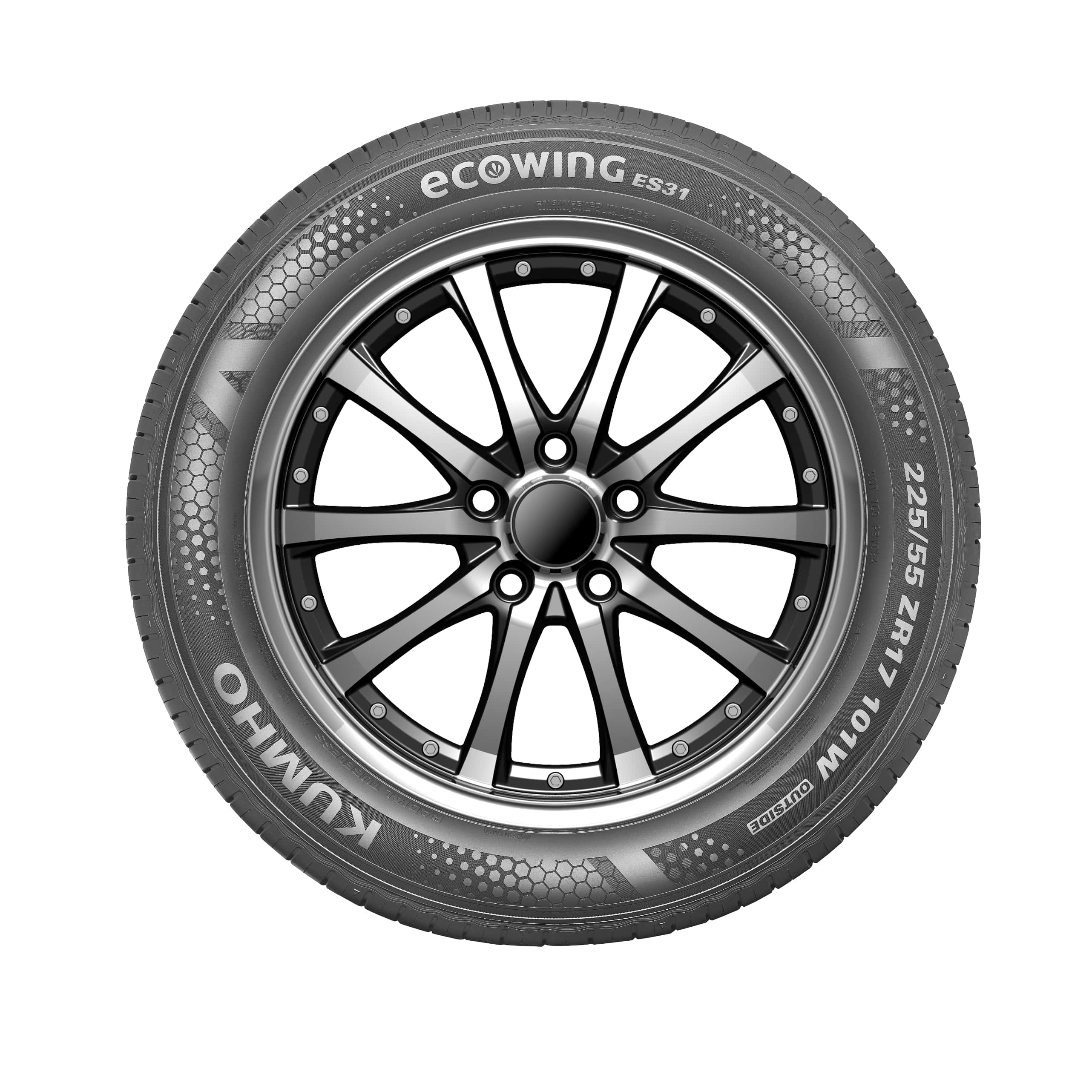 Kumho's New ECOWING ES31 Tyre