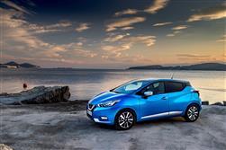 Nissan Micra Personalisation