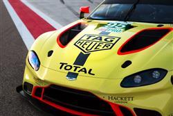 Aston Martin and TAG Heuer Partnership