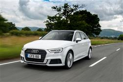 AUDI A3 SPORTBACK IS 2020 WHAT CAR? USED CAR OF THE YEAR