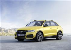 New Audi Q3 Black Edition Headlines Updated UK Range