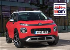 Award Winning Citroen C3 Aircross