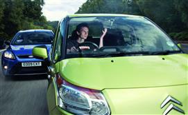 BAD HABITS OF BRITISH DRIVERS