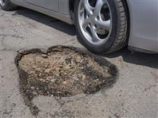 Budget Pothole Investment Reaction from Gem Motoring Assist