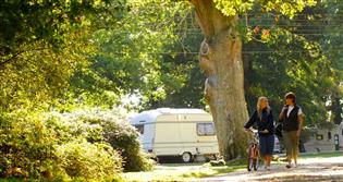 Caravanning Staycations on the Rise