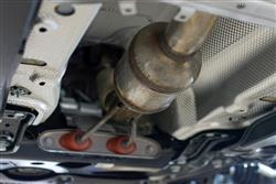 CATALYTIC CONVERTER THEFTS RISE