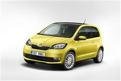 New, Improved Skoda Citigo