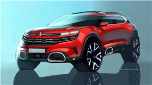 Citroen's New SUV