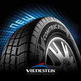New Apollo Vredestein Tyre