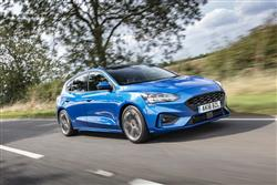 Ford Focus Commended By Euro NCAP For Advanced Driver Assistance Technologies